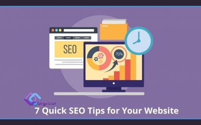 7 Quick SEO Tips for Your Website